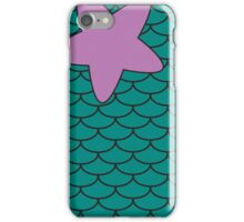 Mermaid Print  iPhone Case/Skin