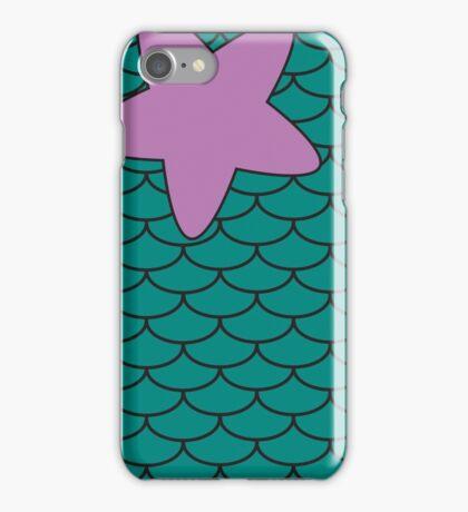 Mermaid Print  iPhone Case/Skin