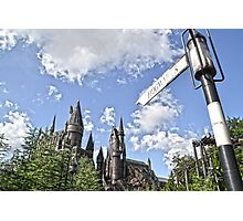 Your a Wizard 'arry Photographic Print