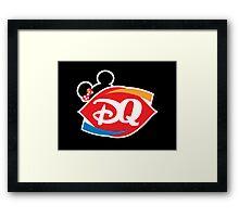 Disney Queen Framed Print