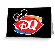 Disney Queen Greeting Card