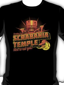 Greetings From Scrabania Temple T-Shirt