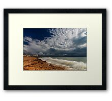 All At Sea Again Framed Print