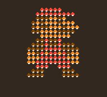 Mario Mushroom Mosaic Unisex T-Shirt