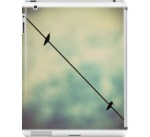 wired hummers iPad Case/Skin