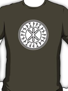 Odin's Protection No.2 (2 colors) T-Shirt