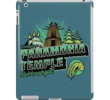 Greetings From Paramonia Temple iPad Case/Skin