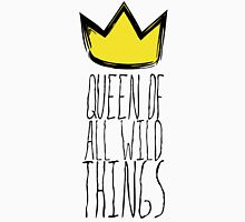 Where the Wild Things Are - Queen of All Wild Things 1 Cutout  Unisex T-Shirt
