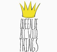 Where the Wild Things Are - Queen of All Wild Things 2 Cutout  Unisex T-Shirt