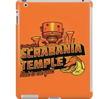 Greetings From Scrabania Temple iPad Case/Skin
