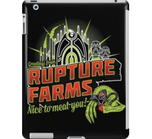 Greetings From Rupture Farms iPad Case/Skin