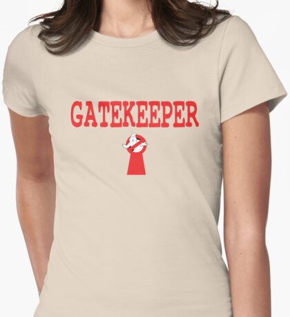 Gatekeeper Womens Fitted T-Shirt