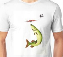 Striking Pike Unisex T-Shirt