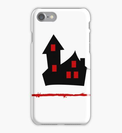Hunted House iPhone Case/Skin