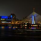 TD Garden at Night by d1373l