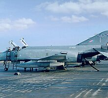 McDonnell F-4M Phantom FGR.2 XT901/I by Colin Smedley