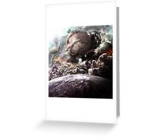 Planetfall Greeting Card
