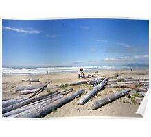 Long Beach 1, Summer 1993 Poster