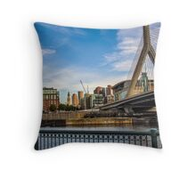 North End Locks Throw Pillow