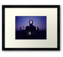 Phantom Daybreak Framed Print
