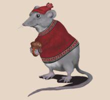The Grateful Mouse  T-Shirt