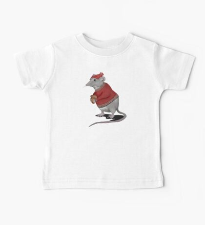 The Grateful Mouse  Baby Tee