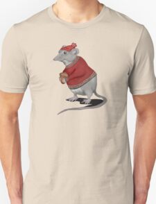 The Grateful Mouse  Unisex T-Shirt