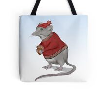 The Grateful Mouse  Tote Bag