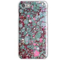 Marbling iPhone Case/Skin