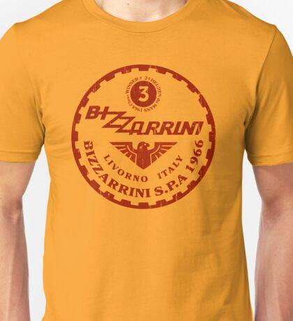 Bizzarrini 1965  24hrs du MANS Class WINNER Distressed Unisex T-Shirt