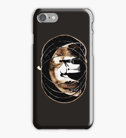 Halloween Love (Happy Halloween !)  iPhone Case/Skin