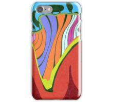 Colour Field Distortion iPhone Case/Skin