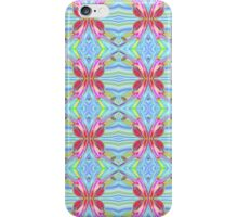 Abstract Butterfly F iPhone Case/Skin