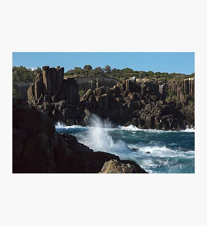 Bombo Quarry NSW Australia Photographic Print
