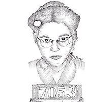 Rosa Parks Photographic Print