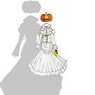 Jack-o'-Lantern (Ghost version) by studinano