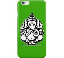 Ganesh Ganesa Ganapati 4 (2 colors) iPhone Case/Skin