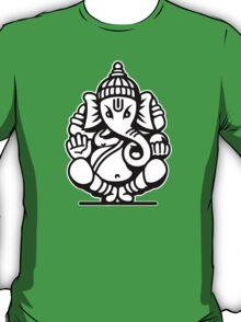 Ganesh Ganesa Ganapati 4 (2 colors) T-Shirt