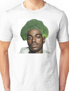 Kodak Black Broccoli Head Unisex T-Shirt