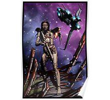 Cyberpunk Painting 039 Poster