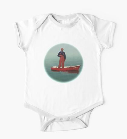Lil Boat One Piece - Short Sleeve