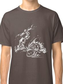 OBX Lighthouse swell Classic T-Shirt