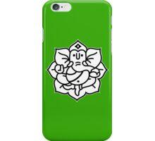 Ganesh Ganesa Ganapati 2 (2 colors) iPhone Case/Skin