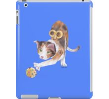 Playful Toy Cat iPad Case/Skin