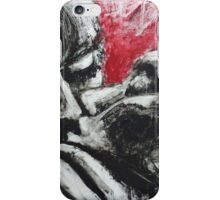 Lovers - Her Kiss iPhone Case/Skin