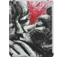 Lovers - Her Kiss iPad Case/Skin