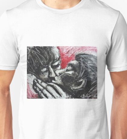 Lovers - Her Kiss Unisex T-Shirt