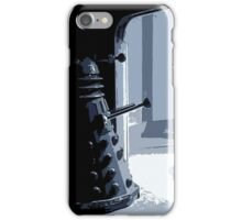 Dalek in the Wings iPhone Case/Skin
