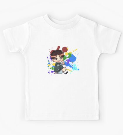 BTS Color Your Day: Jungkook Kids Tee