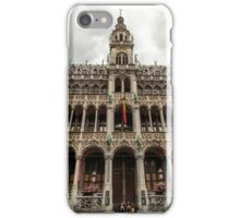 Town Hall, Brussels iPhone Case/Skin